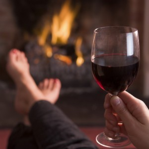 DrinkingRedWine_Fire-